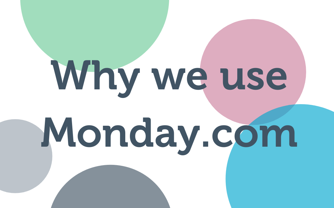 5 reasons why we use Monday.com